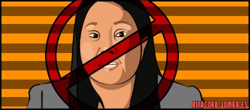 No a Keiko Fujimori