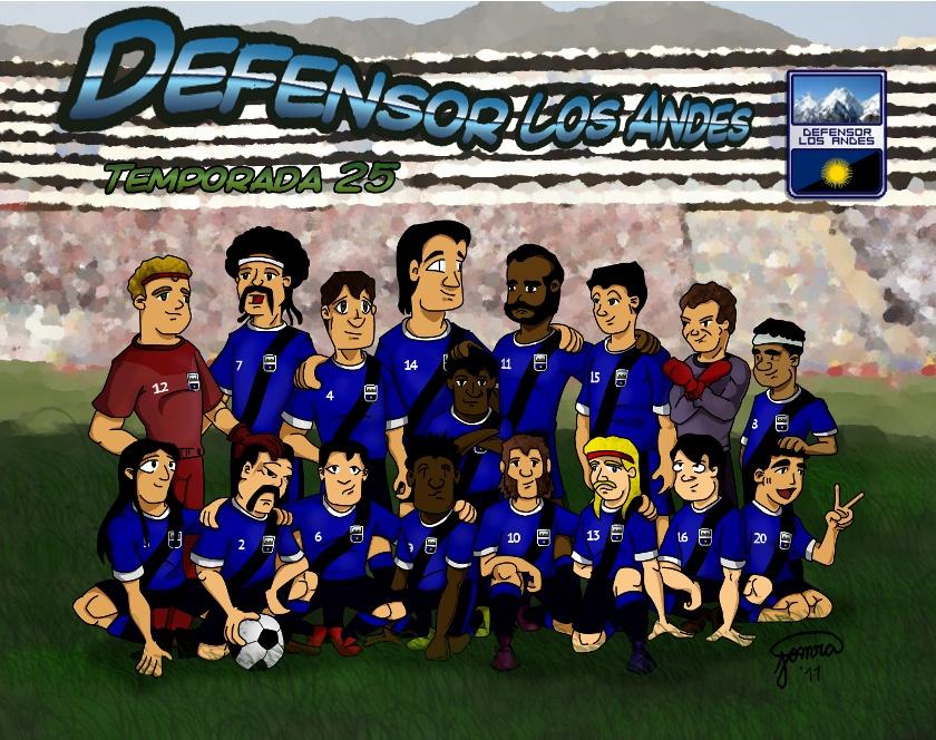 Fotos de equipos de futbol graciosas 72