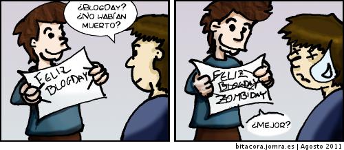 Zombiday