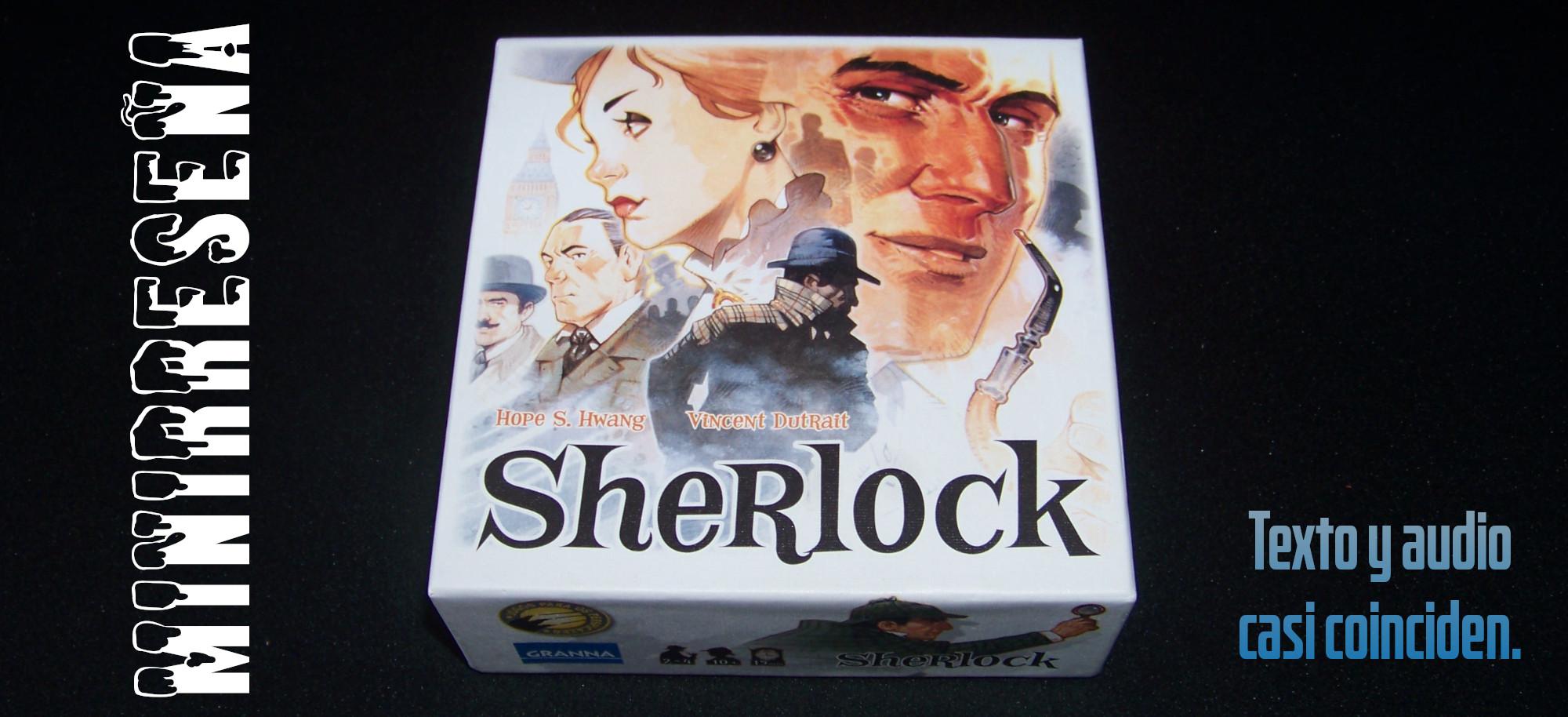 Carátula del juego Sherlock 13