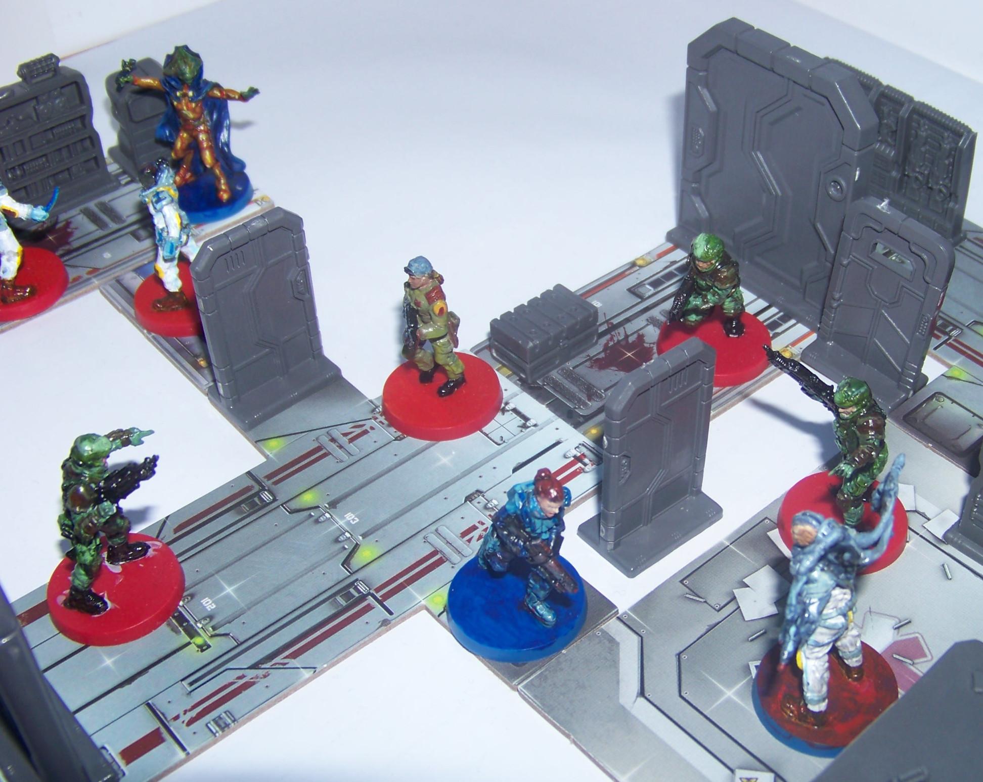 Star Saga - diorama