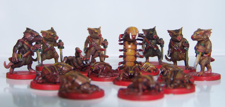 De ratones y Magia - miniaturas - enemigos 3
