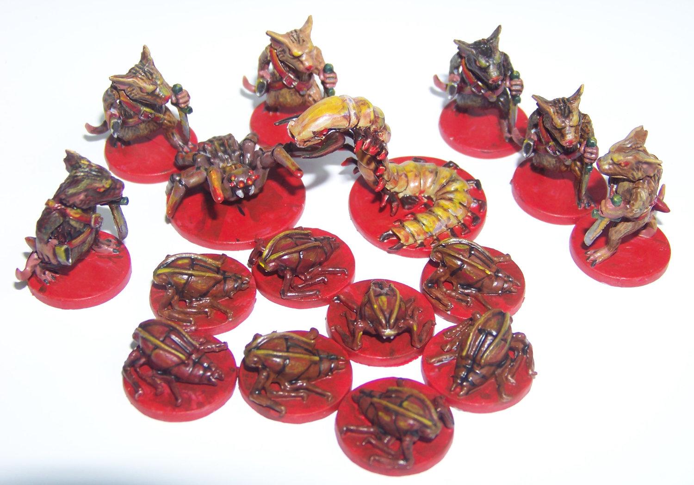 De ratones y Magia - miniaturas - enemigos 4