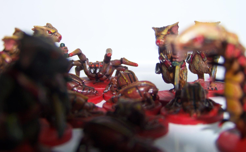 De ratones y Magia - miniaturas - enemigos 5