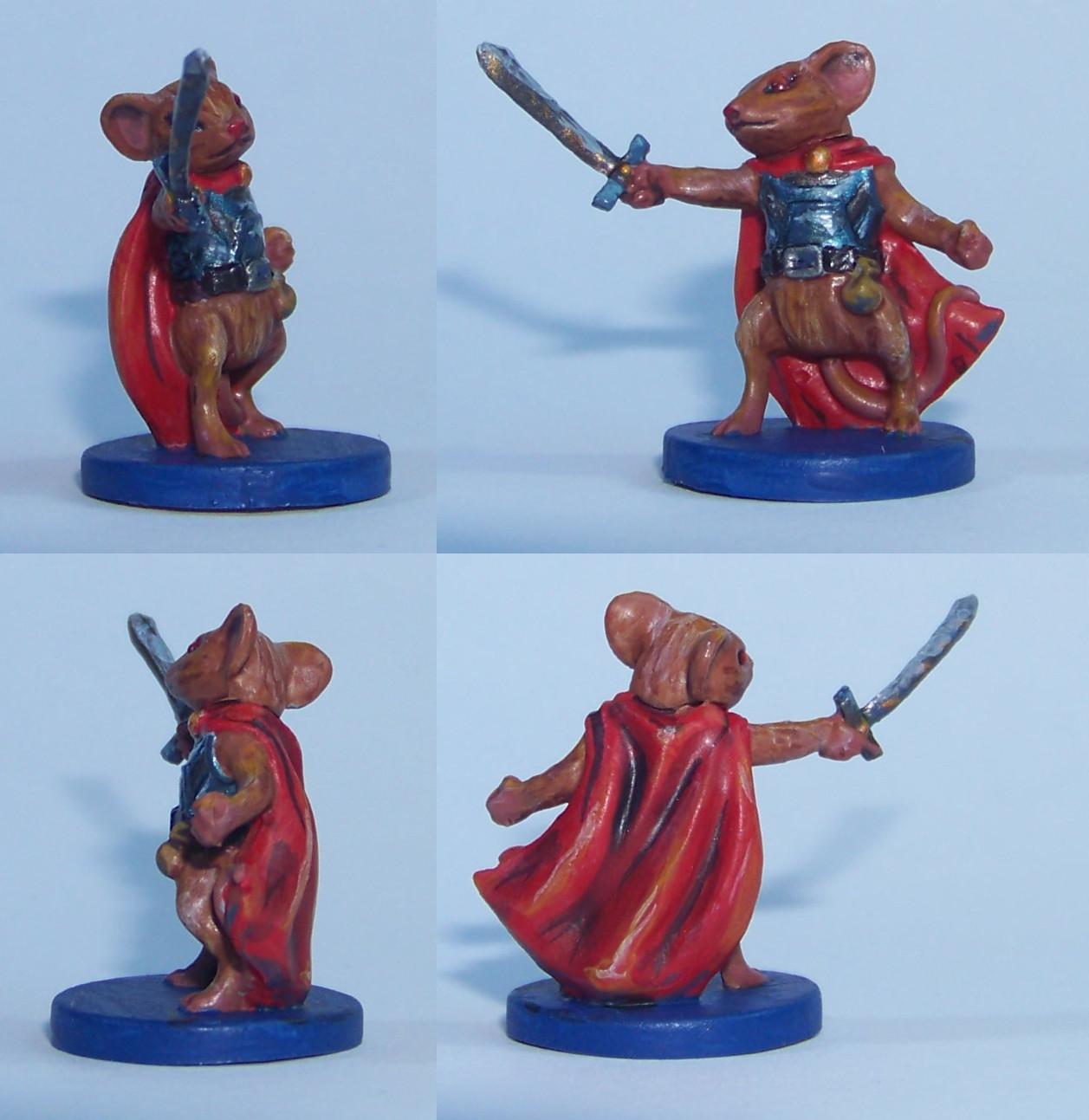 De ratones y Magia - miniaturas - collin 2