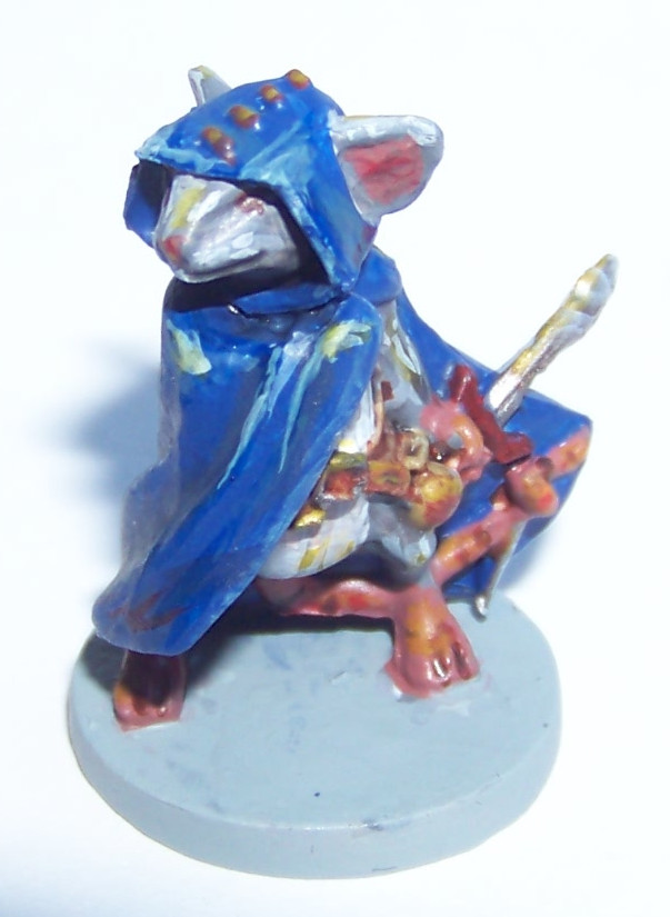 De ratones y Magia - miniaturas - Filch