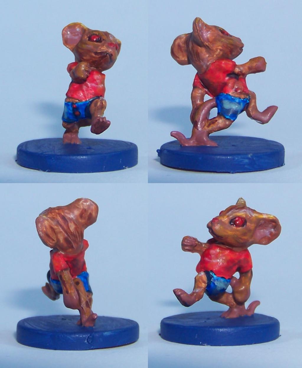 De ratones y Magia - miniaturas - Crumbles 2