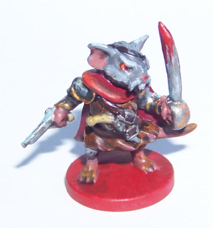 De ratones y Magia - miniaturas - Vurst