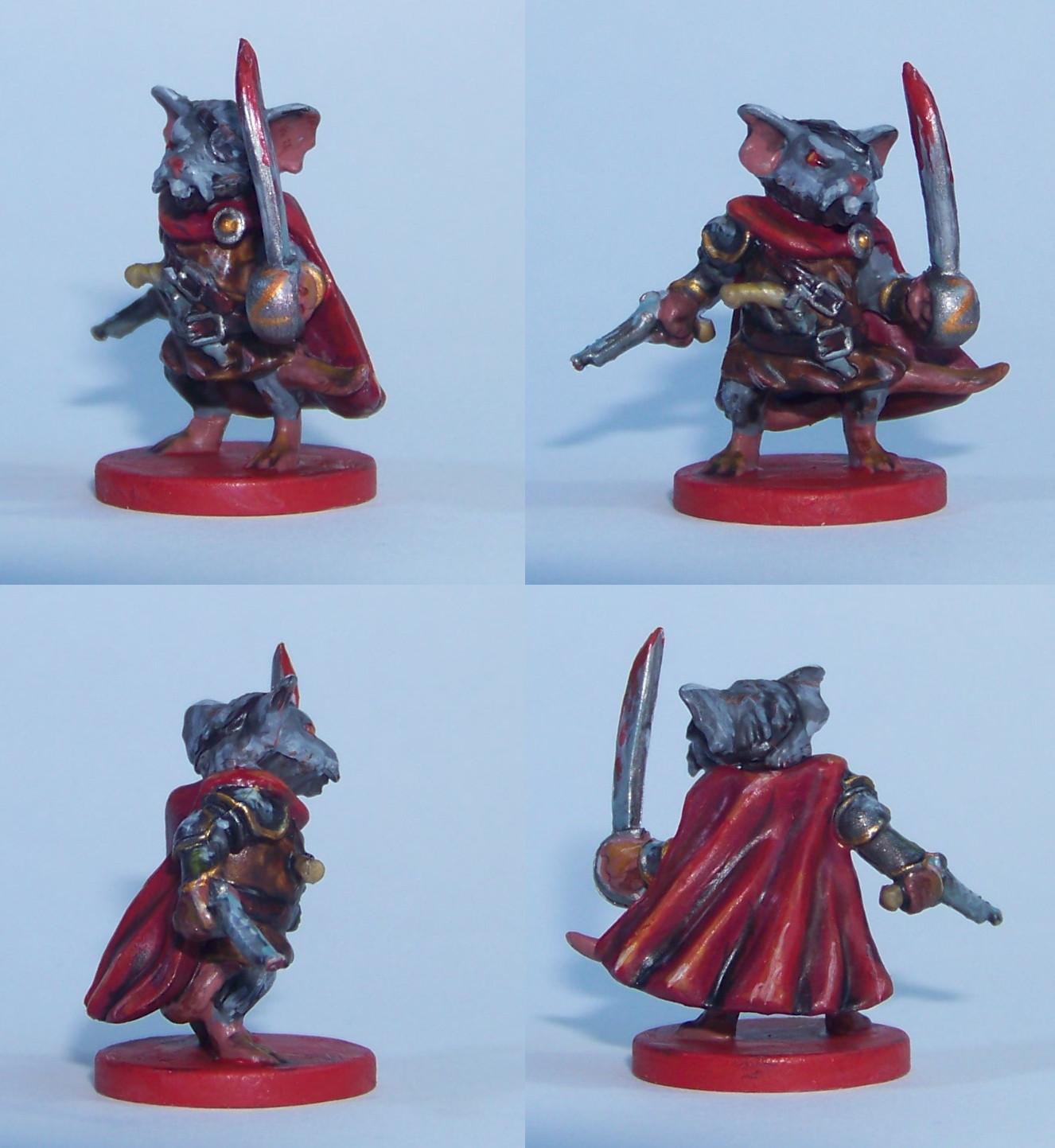 De ratones y Magia - miniaturas - Vurst 2